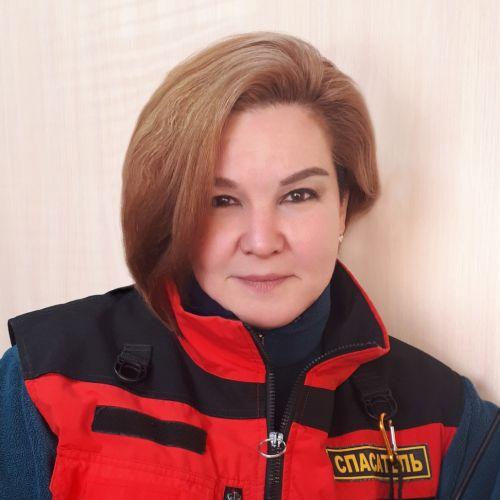 Ольга Мазина