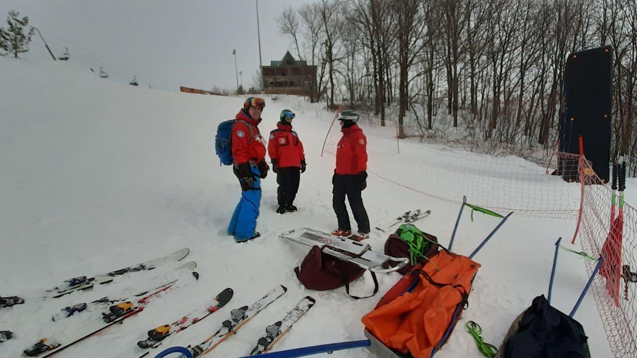 Курс «Первая помощь на горнолыжном курорте»